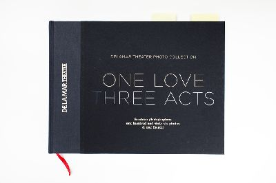 One Love Three Acts